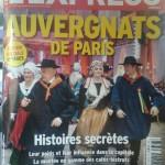 Les Gentianes en couverture de l'Express