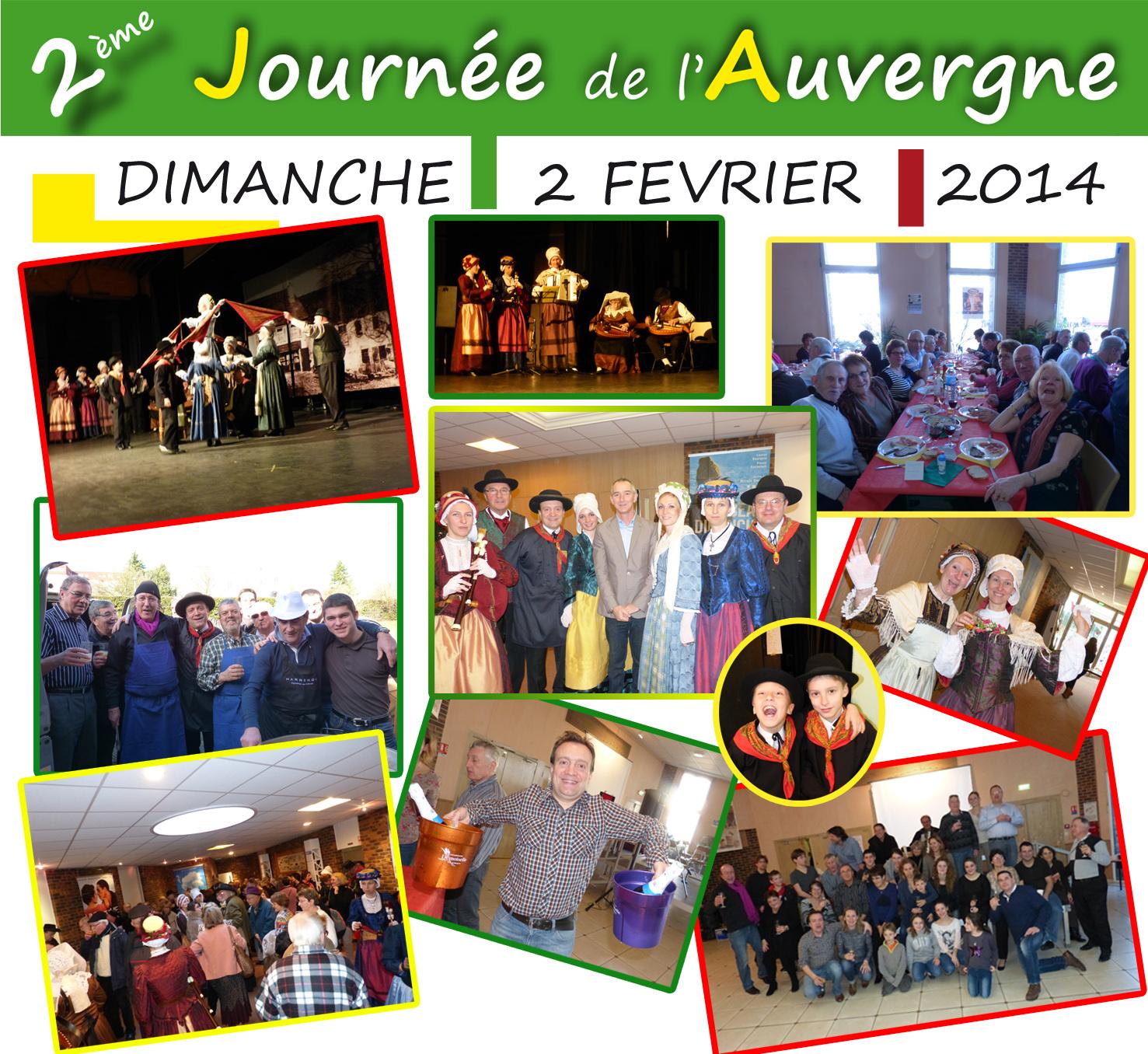 Journée Auvergne 2014