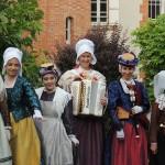 dames costumees GENTIANES 2